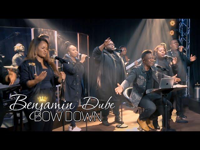 VIDEO: Benjamin Dube Bow Down and Worship mp4 Download