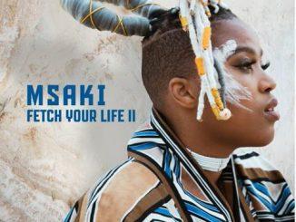 AUDIO: Msaki – Fetch Your Life II Mp3 Download