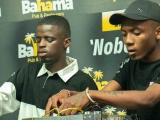 AUDIO: Nkulee501 & Skroef28 - Ear drum
